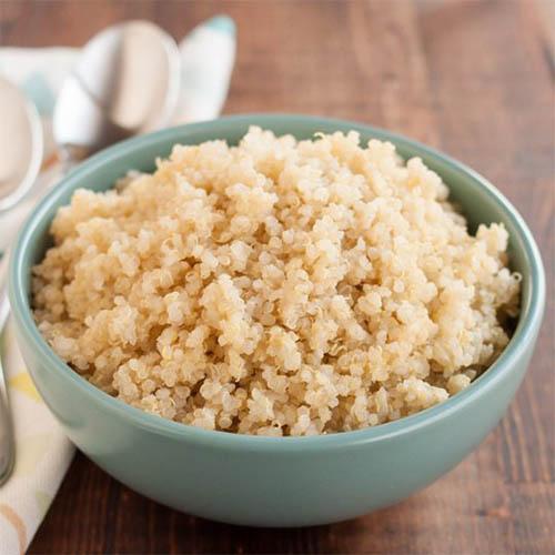 104 quinoa rezepte darunter viele vegetarische vegane gerichte. Black Bedroom Furniture Sets. Home Design Ideas